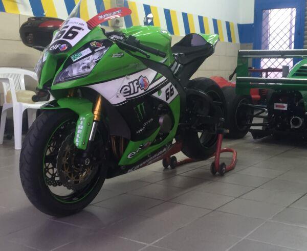 Kawasaki ZX10 R 30th Anniversary Edition